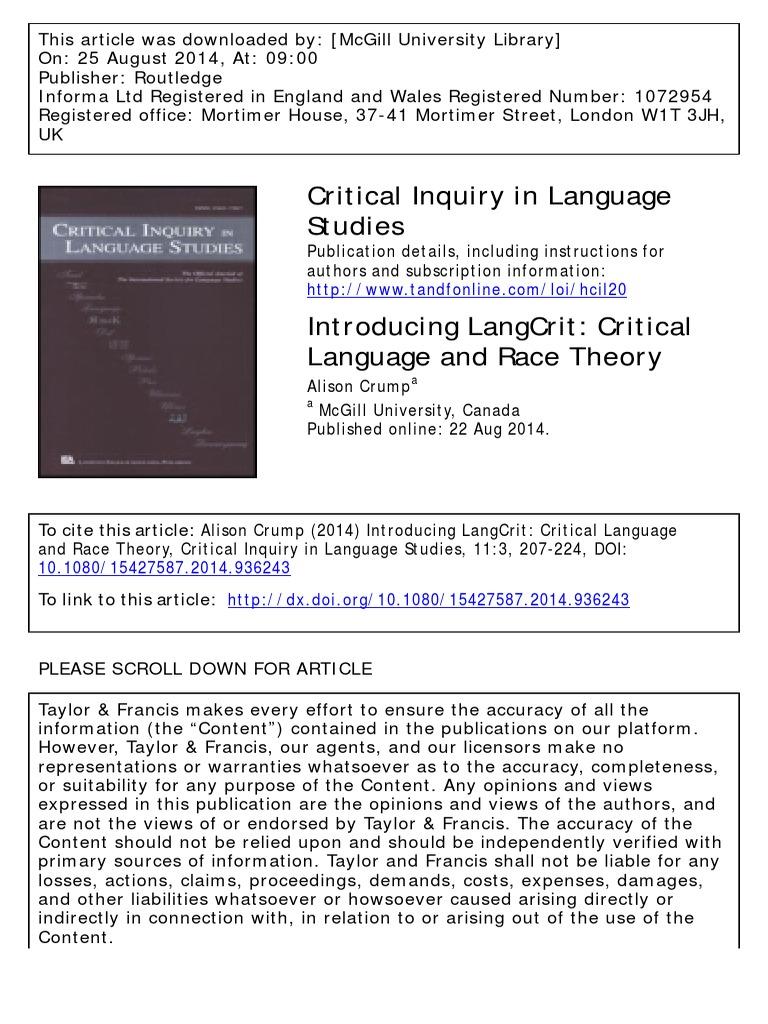 Introducing_LangCrit_Critical_Language_a.pdf | Critical ...
