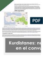 Definiendo El Kurdistán-El Orden Mundial en El S.xxi (1)