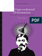 Carbone, Mauro An Unprecedented Deformation Marcel Proust and the Sensible Ideas.pdf