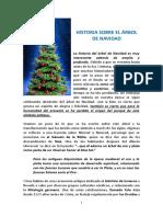 Historia Sobre El Árbol de Navidad