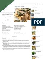 Easy Chicken and Asparagus Pasta Recipe – All Recipes Australia NZ