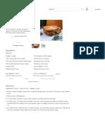 Easy Three Cheese Lasagne Recipe – All Recipes Australia NZ