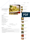 Spicy Pesto Chicken and Pasta Recipe – All Recipes Australia NZ