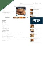 Traditional ANZAC Biscuits Recipe – All Recipes Australia NZ