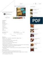 Basic Changeable Biscuit Recipe – All Recipes Australia NZ