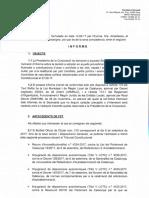 Informe del secretari municipal de Barcelona avalant que es voti l'1-O