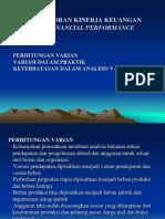 Bab 10.. Analisis Laporan Kinerja Keuangan (1)