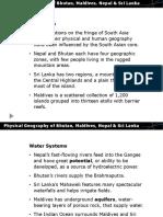 Nepal Bhutan Maldives and Sri Lanka Lesson Presentation