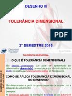 506432 Tolerancia Dimensional