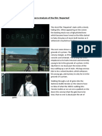 Macro Analysis of the Film Departed