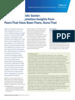Kpmg Public Sector Erp Report