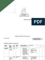 Evaluare Initiala Iepurasi 2017-2018