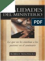 Aubrey Malphurs - Realidades del Ministerio.pdf