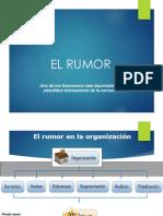 Teoria Del Rumor