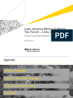 Mining Forum Lima