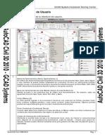 Civil3D 2010 Road Design Capitulo 1 - Interface de Usuario