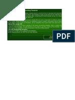 Basic Accounting Sample PUD