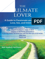 The Soulmate Lover Sample Chapters