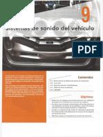 Tema 9-Sistemas de Sonido Del Vehiculo
