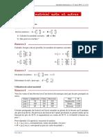 04 Exo Matrices Suites