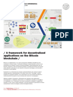 A framework for decentralized applications on the Bitcoin blockchain.pdf