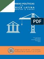 Las Reformas Electorales en America Lati
