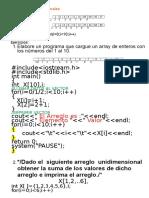 CLASE 04 Arreglos Unidimensionales Clases FINAL Alumno