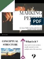 marking period plan  1