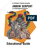 The Rainbow Serpent - Educational Study Guide