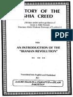 History of the Shia Creed Maulana Abdul Shakoor Lucknawi PDF