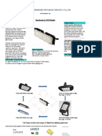 LED Module Specification