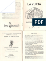 La Yurta - Guida Per Costruirsela