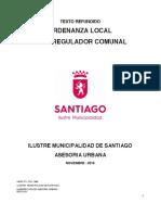 Ordenanza Local PRCS Noviembre 2015