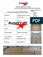 SPECIFICATIONS BUILDSTAR FLOORINGS