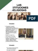 _Las Instituciones Religiosas en Tiempos de Jesus
