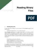 Read Binary java
