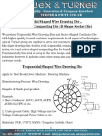 Sector Die Catalogue