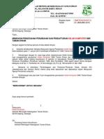 1,2 Surat Permohonan Penubuhan & Kelulusan