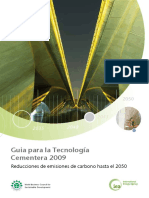 WBCSD-IEA_Cement Roadmap (Spanish)