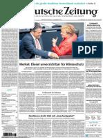 Süddeutsche Zeitung (06.09.2017)