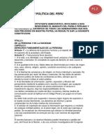 p1.2 Constitución Política Del Perú