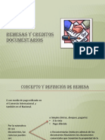 REMESAS Y CREDITOS DOCUMENTARIOS.pptx