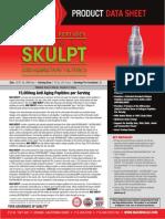 MAX SKULPT - Collagen Peptides Anti Aging Type 1 & Type 3.  15,000mg Anti Aging Peptides