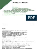 M1 TF05 Evaluation Entreprises