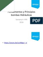 TSemana 4 PFR - Teoria Hidraulica - Fundamentos y Principios GE