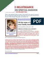Overcoming Spiritual Darkness