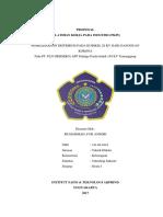 Pemeliharaan Distribusi Pada Kubikel 20 Kvdari Gangguan Korona