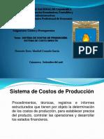 3 Sistema de Costo Directo