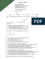 Hibridación y Geometría Molecuclar