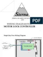 Motor Lock Wiring Diagram